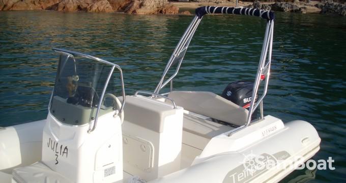Schlauchboot mieten in Propriano - Capelli Capelli 626