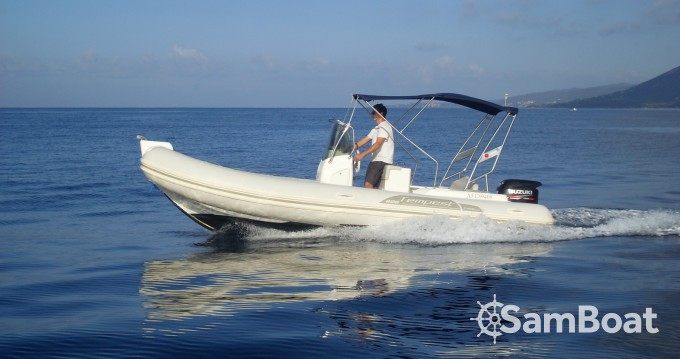 Bootsverleih Capelli Capelli 626 Propriano Samboat