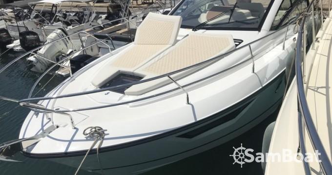 Motorboot mieten in Ajaccio - Bénéteau Gran Turismo 40