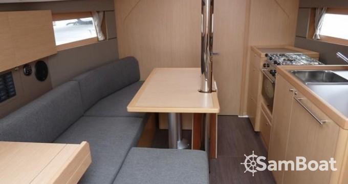 Segelboot mieten in Arzon - Bénéteau Oceanis 35