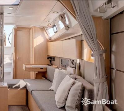 Yacht-Charter in Arzon - Bénéteau Oceanis 35 auf SamBoat
