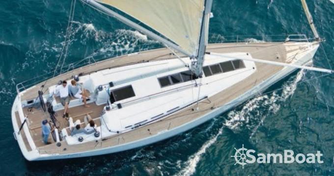 Segelboot mieten in Toulon - Bénéteau First 45