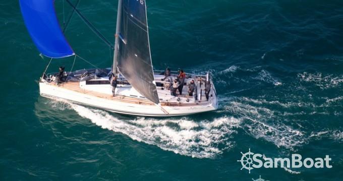 Yacht-Charter in Toulon - Bénéteau First 45 auf SamBoat