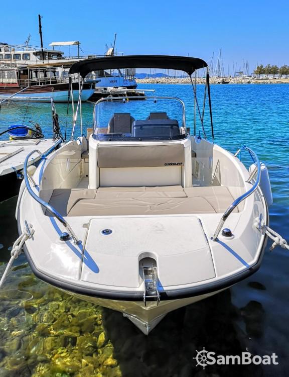 Motorboot mieten in Zadar - Quicksilver Activ 605 Open Pack Sport