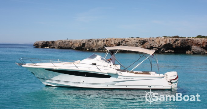 Yacht-Charter in Cala'n Bosch - Jeanneau Cap Camarat 925 WA auf SamBoat