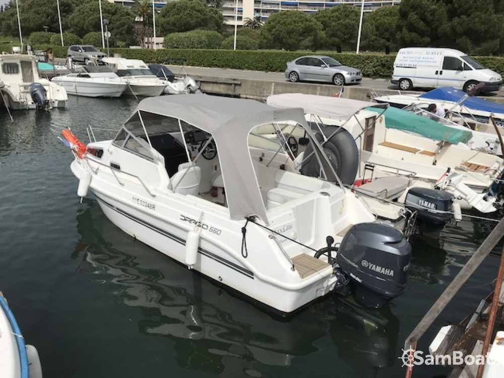 Motorboot mit oder ohne Skipper Drago mieten in Mandelieu-la-Napoule