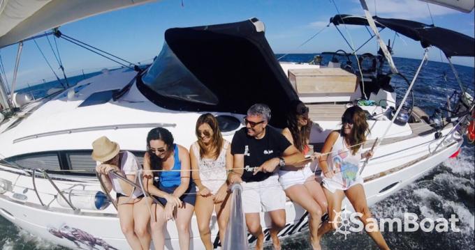 Segelboot mit oder ohne Skipper Elan mieten in Valencia