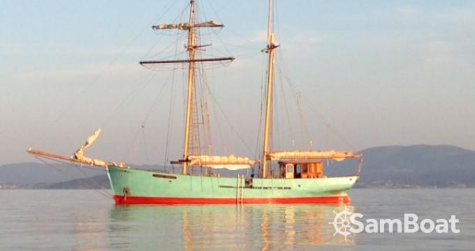 Segelboot mieten in Préveza - West Country schooner Traditional…