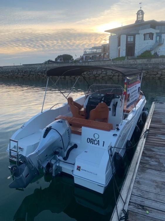 Bootsverleih Okiboats Barracuda 545 Open Santander Samboat