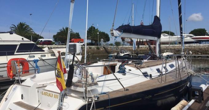 Segelboot mieten in Santander zum besten Preis