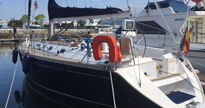 Yacht-Charter in Santander - Dufour Dufour 42 Prestige auf SamBoat