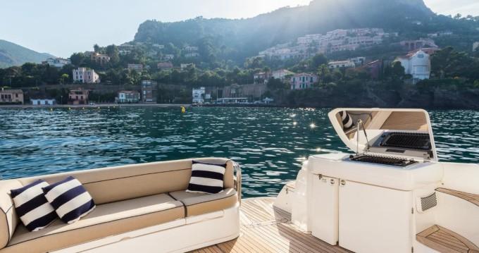 Motorboot mit oder ohne Skipper Sealine mieten in Juan-les-Pins