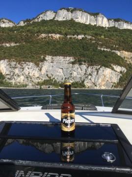 Yacht-Charter in Aix-les-Bains - Corsaire 218 auf SamBoat