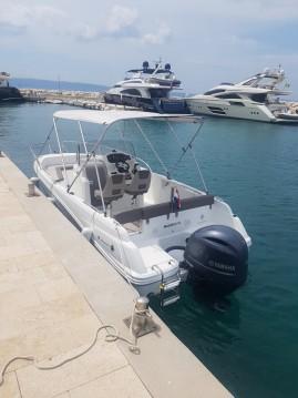 Bootsverleih Jeanneau Cap Camarat 6.5 CC Podstrana Samboat