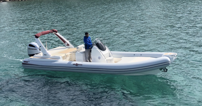Yacht-Charter in Bandol - Altamarea Wave 27 auf SamBoat