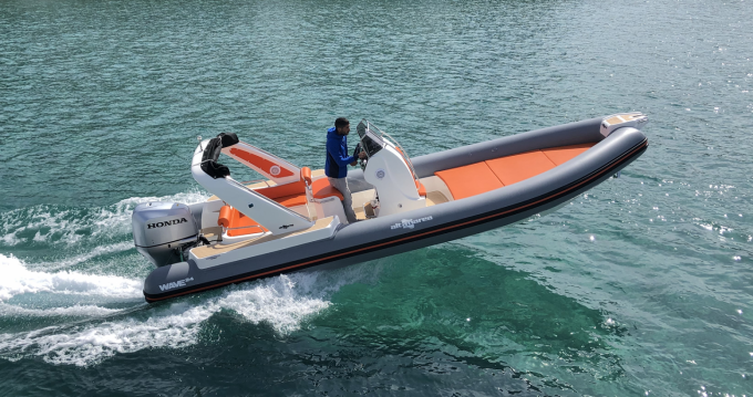 Bootsverleih Altamarea Wave 24 Bandol Samboat