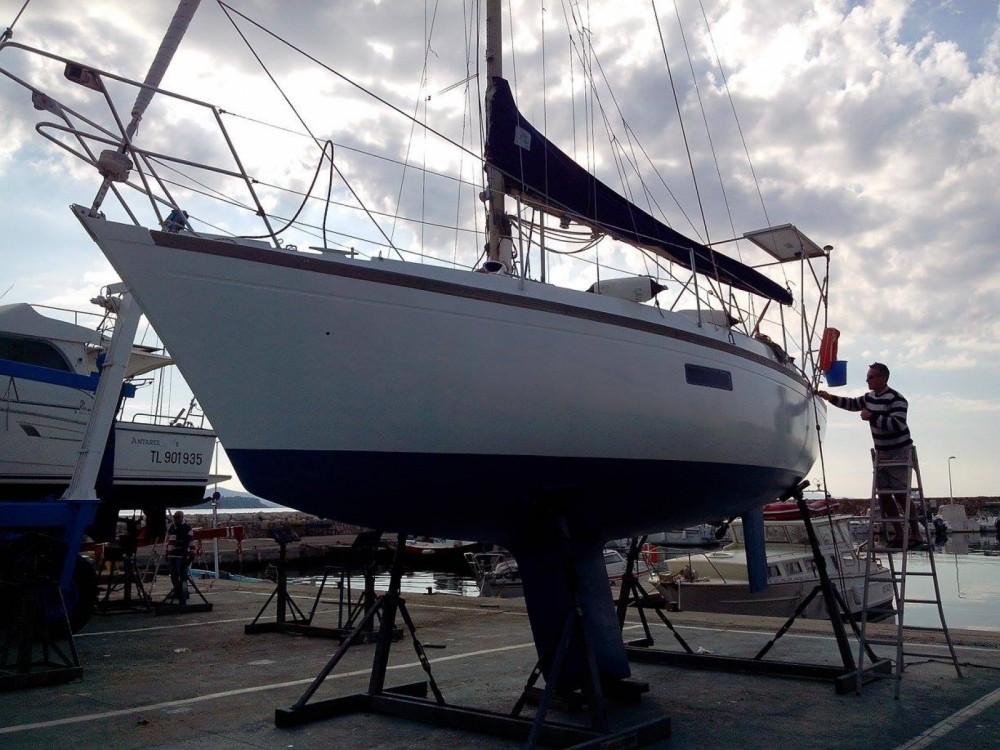 Segelboot mieten in Hyères - Dufour Dufour 27