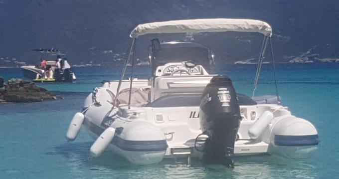 Schlauchboot mieten in Saint-Florent - Lomac BELUGA 21