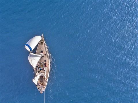 Galian Beaufort 16 zwischen Privatpersonen und professionellem Anbieter Korfu