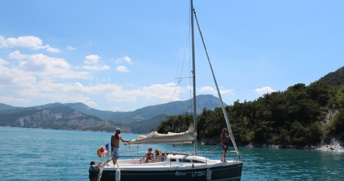 Segelboot mieten in Pontis zum besten Preis