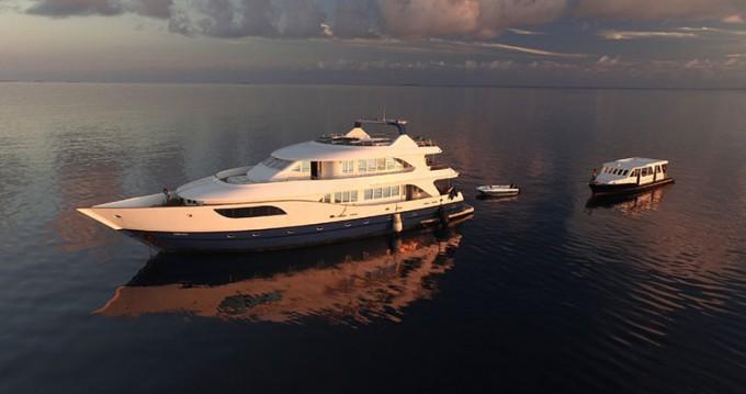 Yachten mieten in Maale - Honors Legacy Custom made