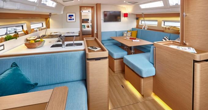 Bootsverleih Jeanneau Sun Odyssey 490 Volos Samboat