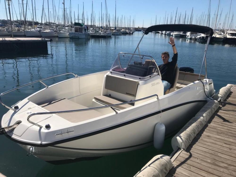 Quicksilver Activ 555 Open Edition Smart zwischen Privatpersonen und professionellem Anbieter Toulon