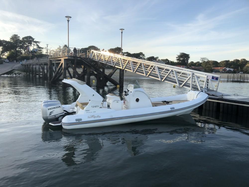 Yacht-Charter in Lège-Cap-Ferret - Nuova Jolly Prince 28 auf SamBoat