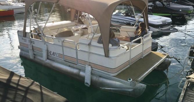 Motorboot mieten in Aix-les-Bains - Southland Horizon 1880
