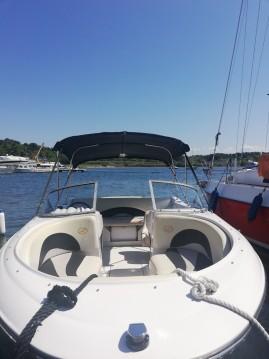 Motorboot mit oder ohne Skipper Starcraft mieten in Poreč