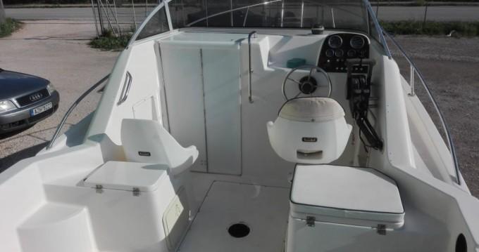 Motorboot mit oder ohne Skipper Alpha Hellas mieten in Zakynthos