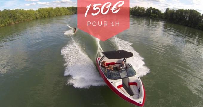 Vermietung Motorboot Axis mit Führerschein