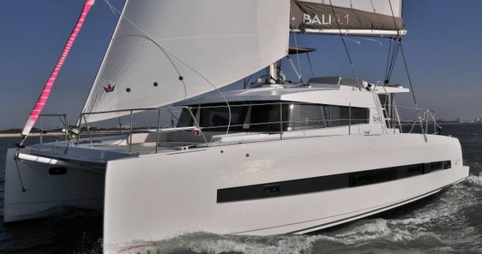 Bootsverleih Bali Catamarans Bali 4.0 Barcelona Samboat