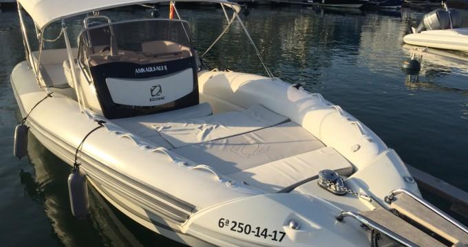 Schlauchboot mieten in Ibiza Town zum besten Preis