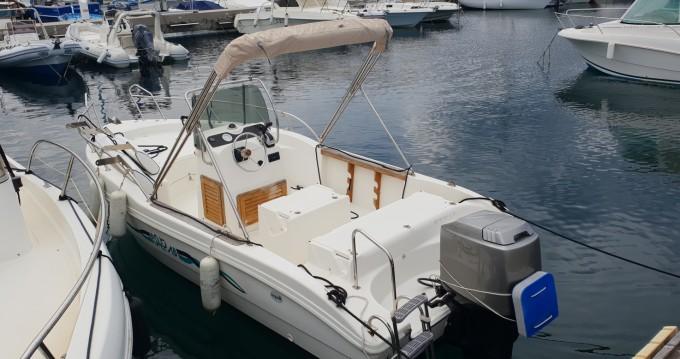 Bootsverleih Capelli Cap 18 Cavalaire-sur-Mer Samboat