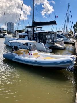 Vermietung Schlauchboot Predator mit Führerschein