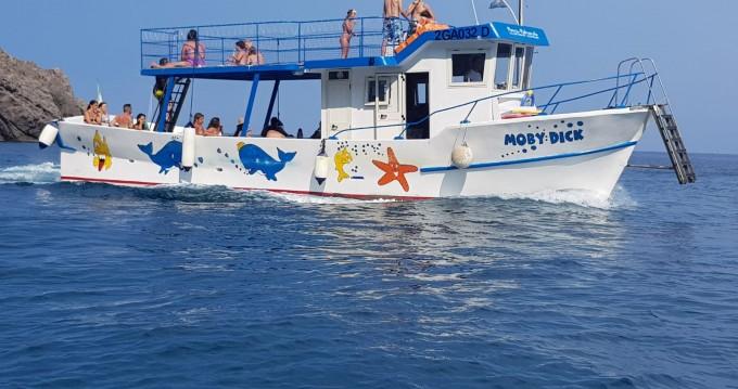 Vermietung Motorboot mariplast mit Führerschein