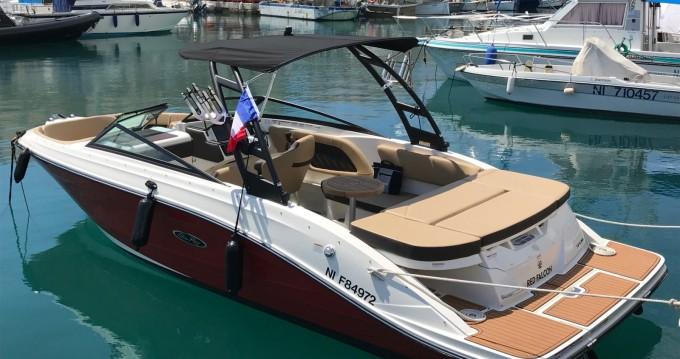Bootsverleih Sea Ray SPX 230 Antibes Samboat