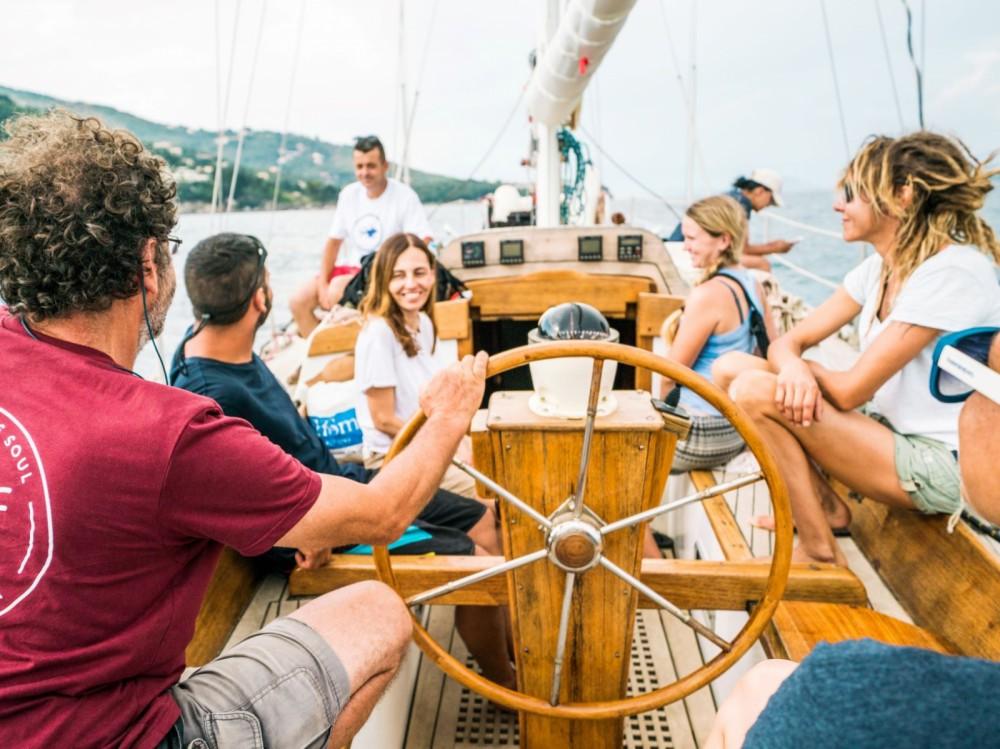 Segelboot mieten in Greece - Galian Beaufort 16