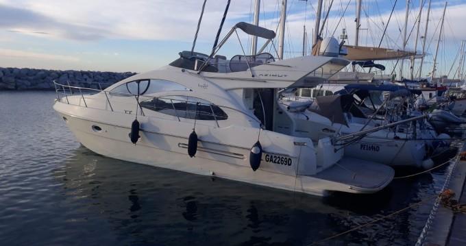 Yacht-Charter in Alassio - Azimut Azimut 42 Fly auf SamBoat