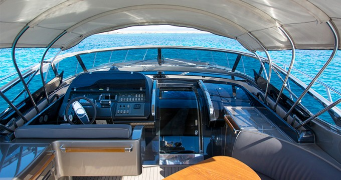 Yacht-Charter in Portals Nous - Riva RIVALE 52 auf SamBoat