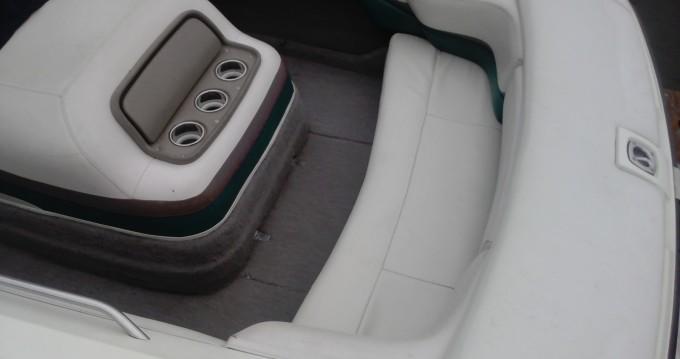 Vermietung Motorboot Mastercraft mit Führerschein