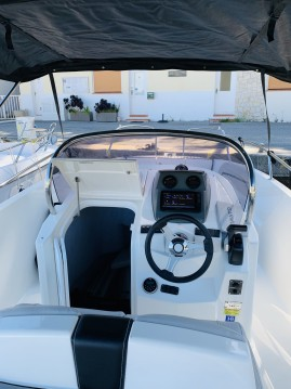 Motorboot mieten in Èze - Karnic 2251