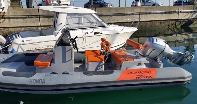 Schlauchboot mieten in Oeiras - Hydrosport 646