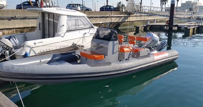 Hydrosport 646 zwischen Privatpersonen und professionellem Anbieter Oeiras