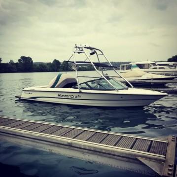 Yacht-Charter in Lac de Serre-Ponçon - Mastercraft Pro Star 190 auf SamBoat