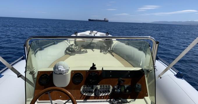 Yacht-Charter in Panarea - Marlin Boat Marlin 23 auf SamBoat