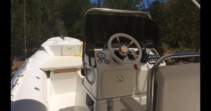 Ein Gommonautica G65y mieten in Ibiza Island