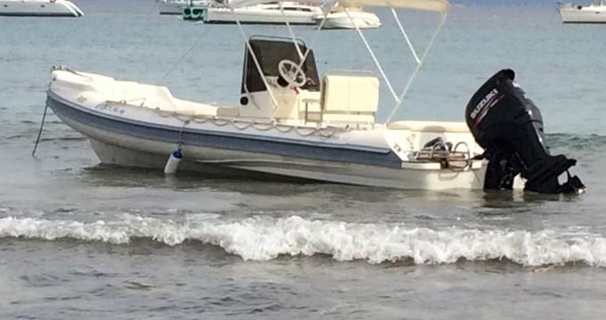 Bootsverleih Gommonautica G65y Ibiza Island Samboat