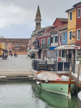 Motorboot mieten in Treporti - Barca d'epoca in legno  Gozzo